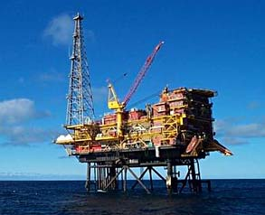 Oil Platform GPS Rental